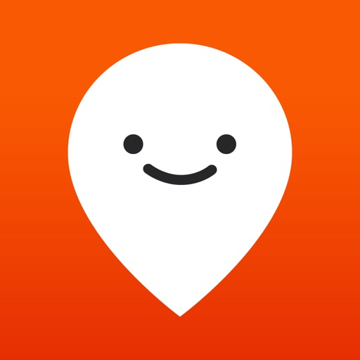 Public Transit App: Moovit application logo
