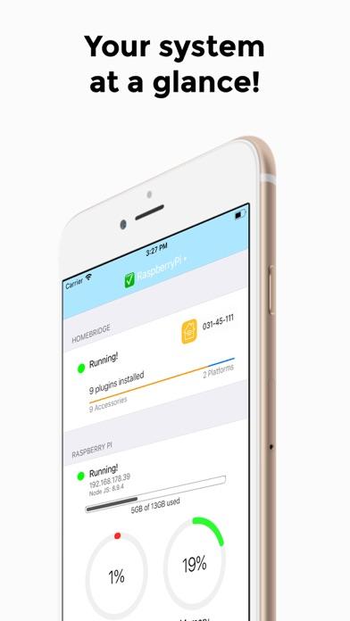 Homebridge for RaspberryPi by Niklas von Weihe (iOS, United
