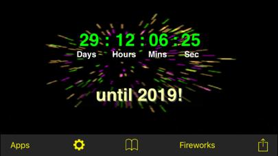 New Year Countdown screenshot two