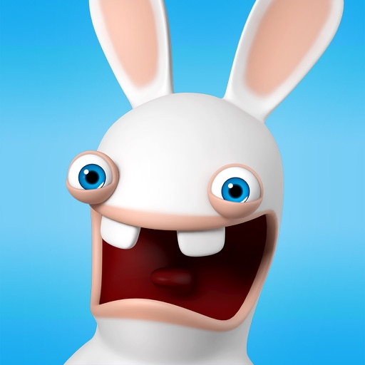 Rabbids Stickers icon