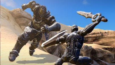 Infinity Blade III screenshot1