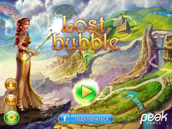 Скачать игру Lost Bubble Mobile