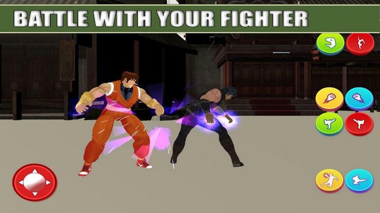 Kung Fu Up Street Fighting