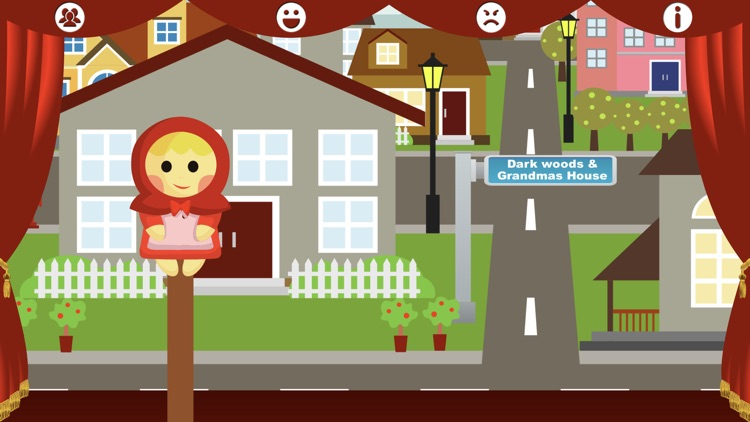 Little Red Riding Hood Theatre screenshot-0
