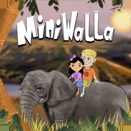 Miniwalla the forest story