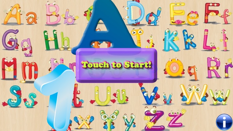 Alphabet Puzzles for Toddlers.