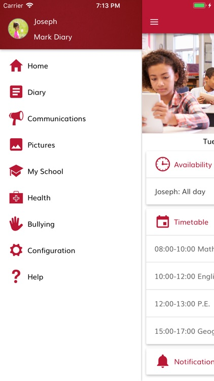 School On screenshot-1