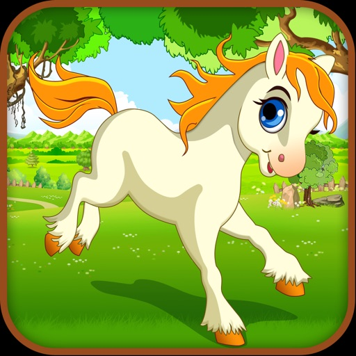 Baby Pony: My Little Horse Run icon