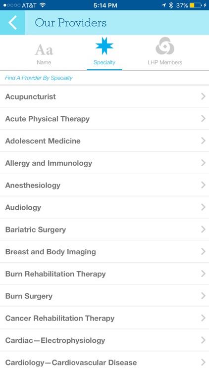 Legacy Health Consumer App screenshot-3