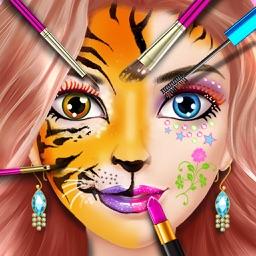Face Paint Party Spa Salon