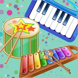 Kids Musical Instruments - Play easy music for fun
