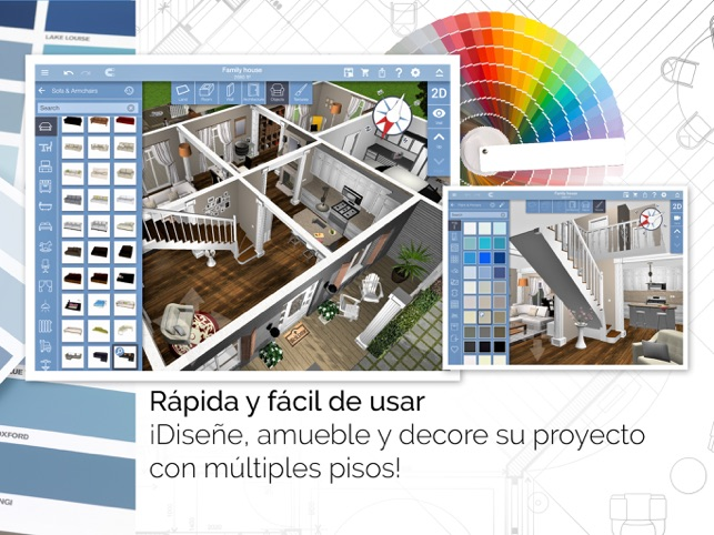 juegos de diseñar casas en 3d Home Design 3D En App Store