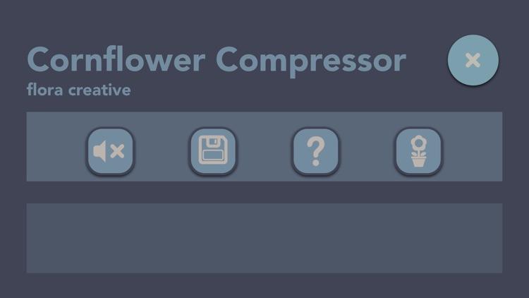 Cornflower Compressor screenshot-3