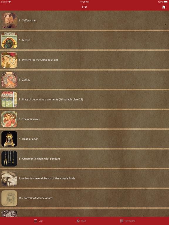 Mucha screenshot 9