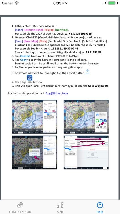 UTM For Flight screenshot-4