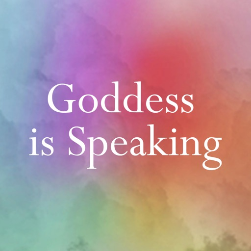 Goddess is Speaking