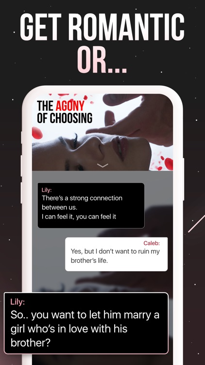 Thrill: Chat Stories
