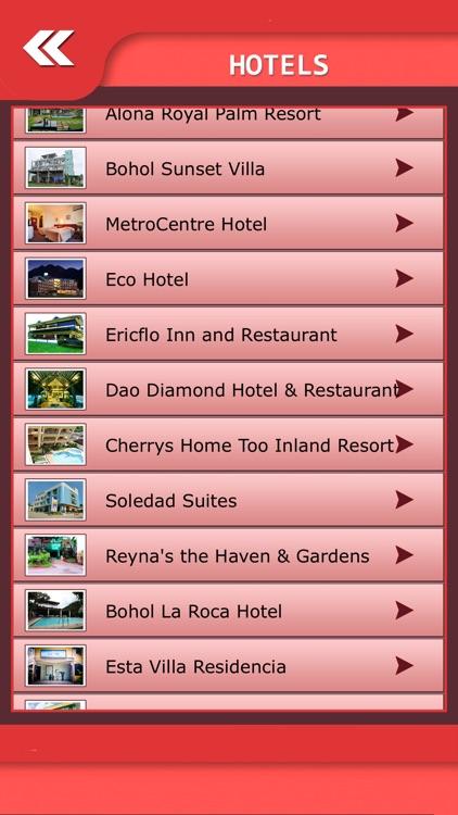 Bohol Island Tourism Guide screenshot-4