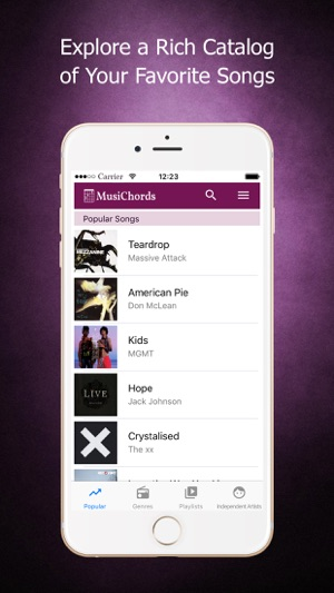 MusiChords - Chords Karaoke on the App Store