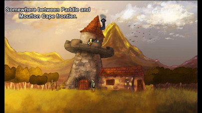 Legend of Badminton (Prologue) screenshot two