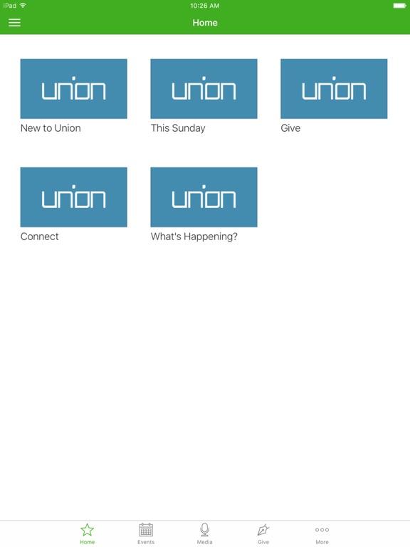 Union Church of Seattle - WA screenshot 4
