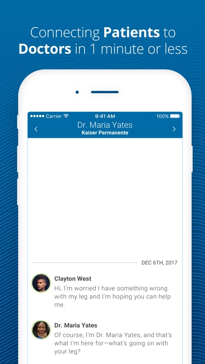 KP Chat with a Doctor for APS