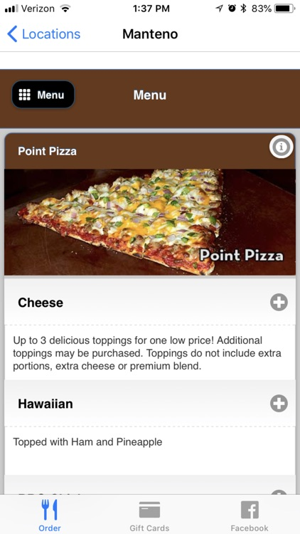Monical's Pizza screenshot-6