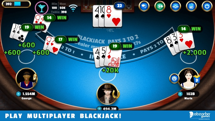 Blackjack 21 Live for Tango