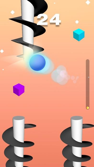 Color Balls Jump Screenshot on iOS