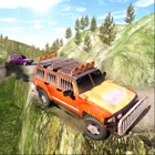 Hilux Offroad Truck Driving 2017 icon