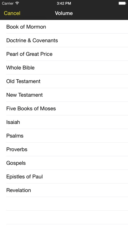 Scripture Reading Plan screenshot-4