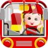 ベビー消防車 - Pretend Play Driving - iPhoneアプリ