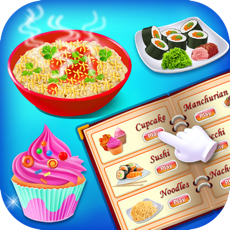 Activities of Fast Food - Cooking Game