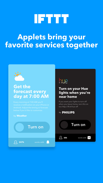 Ifttt Competitors, Reviews, Marketing Contacts, Traffic