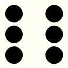 Dice White Use for table games icon