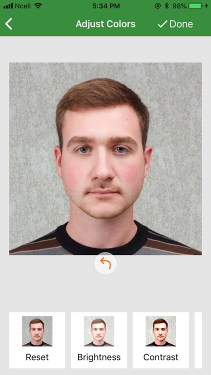 ID Photo Maker– Passport Photo screenshot-4