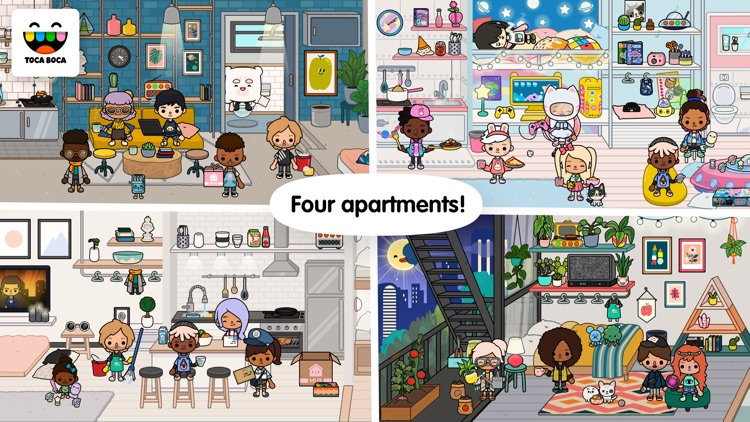 Toca Life: Neighborhood screenshot-0
