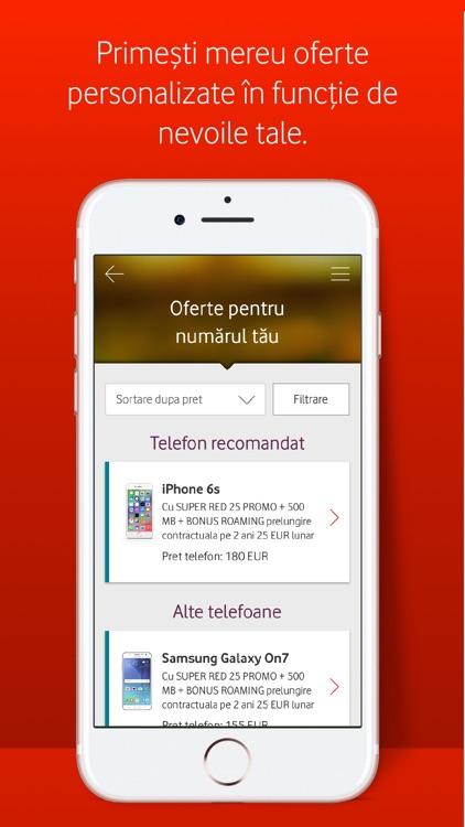 My Vodafone Romania screenshot-7