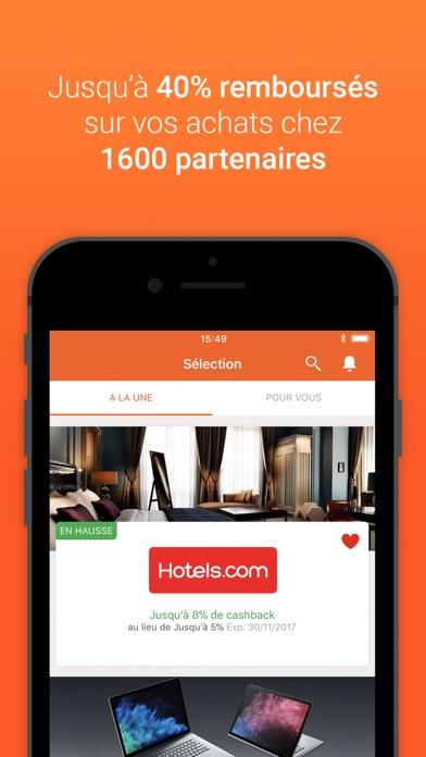 download iGraal Cashback & codes promo apps 1