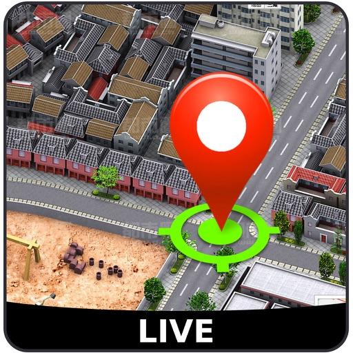World Map Smart Rout Finder