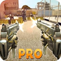 Modern Sniper Combat FPS Game Pro