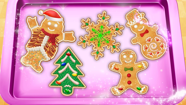 Ginger Bread Cookie Maker screenshot-4
