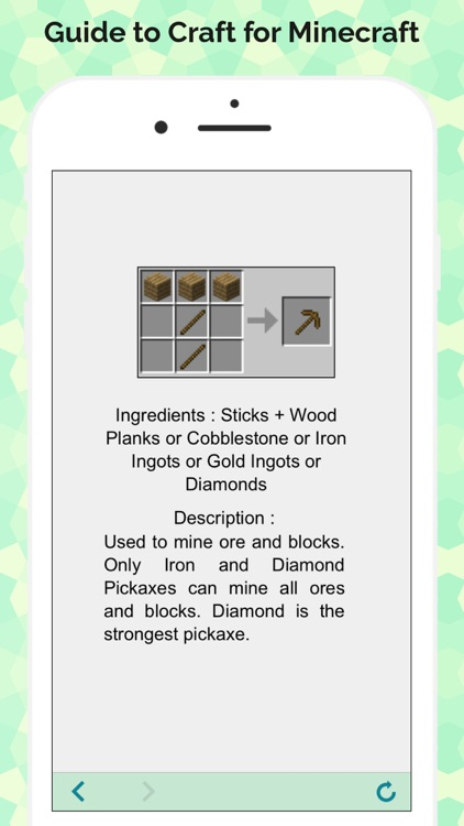 Guide to Craft for Minecraft
