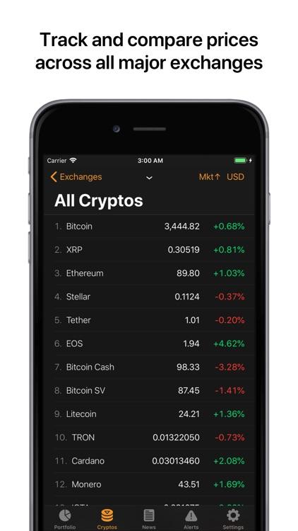 Crypto Pro: Bitcoin Tracker screenshot-5