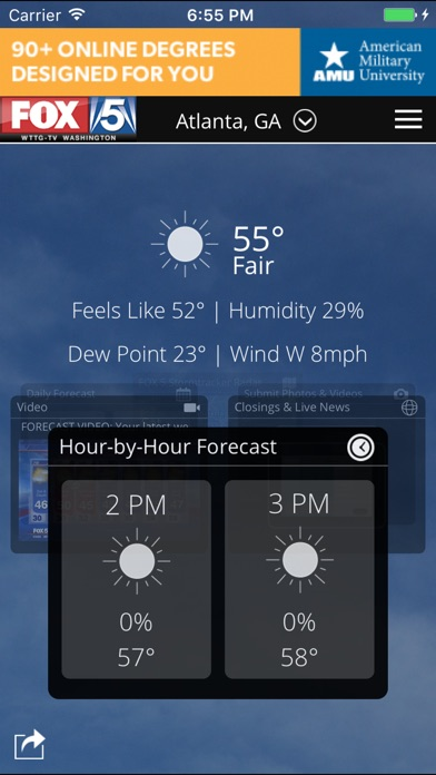 download FOX 5 Weather apps 0