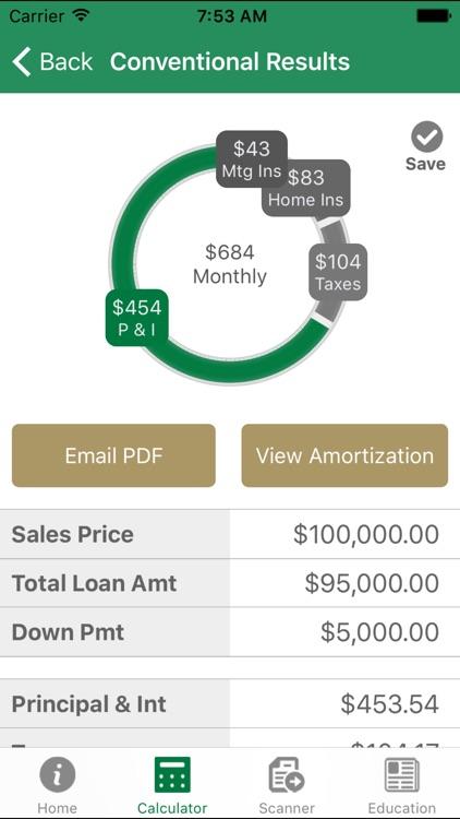Central Bank Home Loans screenshot-3