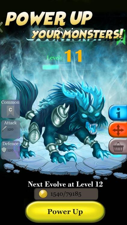 Monster City-The World Builder screenshot-3