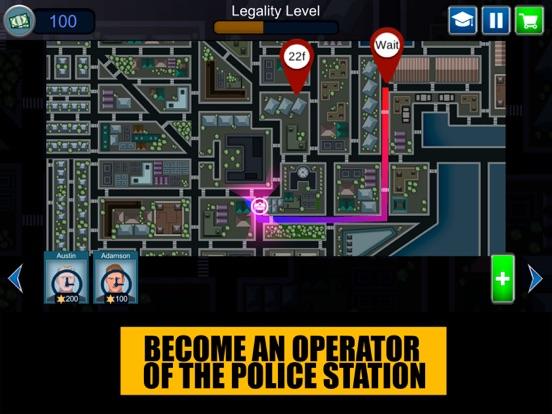 Police City Operator-ipad-0