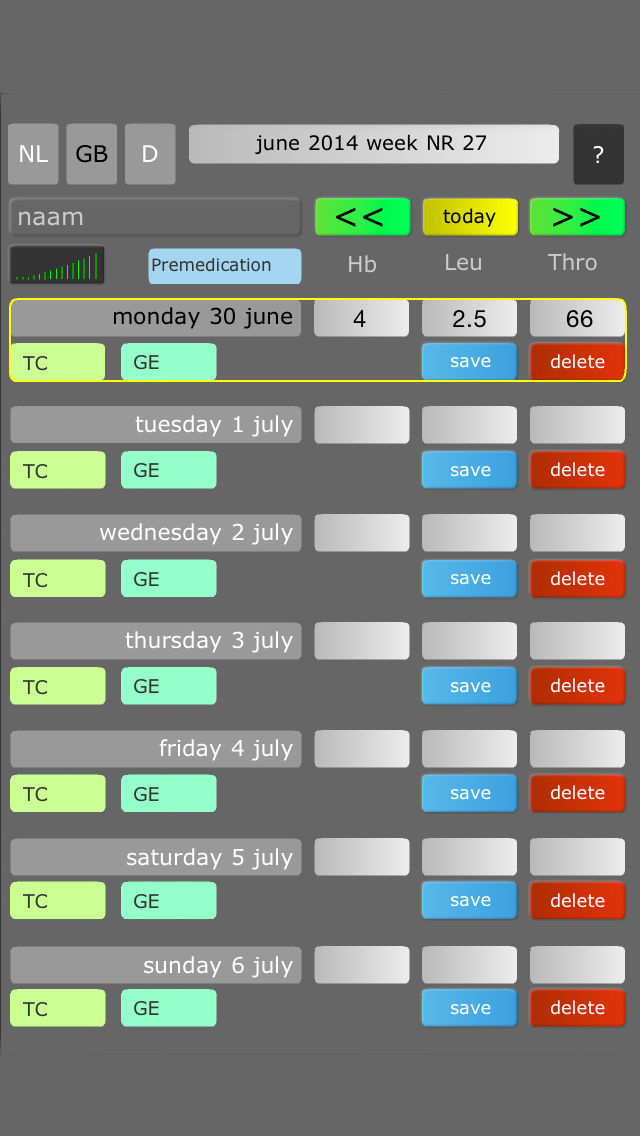 LeucosPH Screenshot