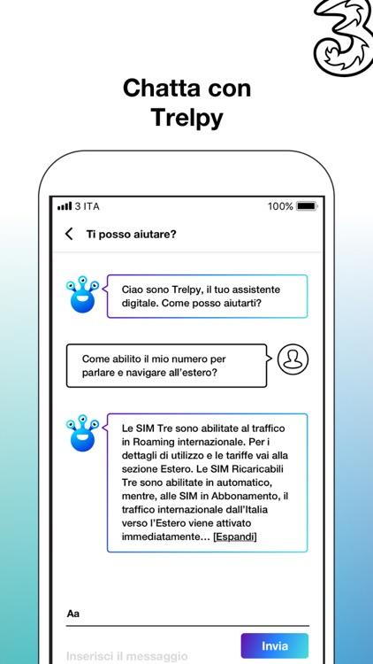 My3 | Area Clienti 3 screenshot-4